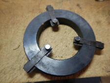Huron Model 8 13fd3p Top Jaw Forming Spider Adjustable For Metal Lathe Chucks