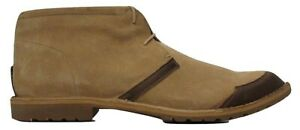 Timberland Handcrafted Tan Leather Suede Casual Shoes Size UK 7  11  3.5  5238R
