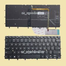 New for DELL Inspiron 5580 5585 7586 5480 5488 5485 Keyboard US BACKLIT
