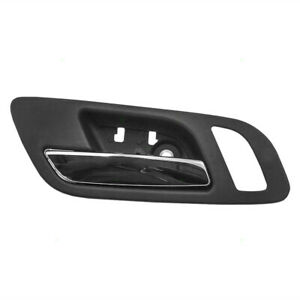 New Drivers Front Inside Door Handle w/ Chrome Chevy GMC Cadillac Pickup Memory