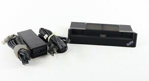Genuine Lenovo ThinkPad USB Portable Table Dock P/N# 0B33536 w/ AC ADAPTER