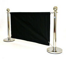 BS16Q Cafe Barrier sets with banners, Shop Advertising Signs, Pub Barrier Sets