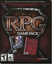 RPG GAME PACK Dungeon Lords & Gothic 3 2x PC Games NEW