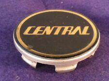 CENTRAL BLACK Wheel Center Cap (1) PN# BC-091