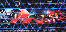 TOMITA 1984 LINZ LIVE MIND OF THE UNIVERSE PROMO POSTER