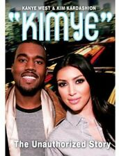Kanye West & Kim Kardashion: Kimye - The Unauthorized Story (2013, DVD NEW)
