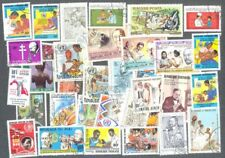 Medical & Medicine  50 all different stamp collection-