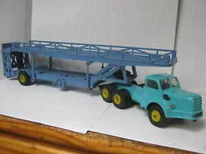 Plastik LKW NOREV Berliet Tracteur TBO 15 Autotransporter 1/43 Modellauto