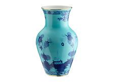 Richard Ginori - Orient Italien Iris - Vase Ming H Cm 30 - REVENDEUR