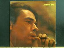 JACQUES BREL  Jacques Brel   LP  French pressing  Chanson    NEAR-MINT !