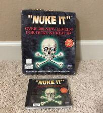 NUKE IT Duke Nukem 3d Expansion Big Box PC