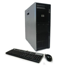 HP Z600 Workstation 12-Core 2x Xeon X5675 3.06GHz 96GB 500GB SSD 2TB Nvidia 4GB