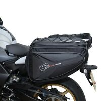 OXFORD P60R Panniers Lifetime Motorcycle Luggage + Carry Strap 60L Storage OL305