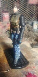 Custom Female Agent 1:18 3.75 4inch Action figure Gi Joe Joy Toy Marauder marvel