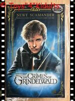 Hot Toys MMS 512 Fantastic Beasts Crimes of Grindelwald Newt Scamander Special