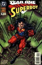 Superboy Vol. 3 (1994-2002) Ann. #2