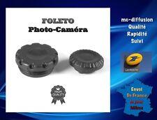 Couvre-bouchon Terminal 10 broches distant + Flash PC Sync Nikon D700 D300 D200