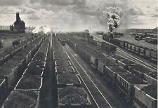 Iron Ore Carriers•Duluth Minnesota Rail Yards 1944•Photo Esther Bubley POSTCARD