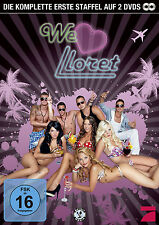 2 DVDs * WE LOVE LLORET - STAFFEL 1 # NEU OVP &B
