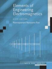 Elements of Engineering Electromagnetics by Nannapaneni Narayana Rao (2004, Hard