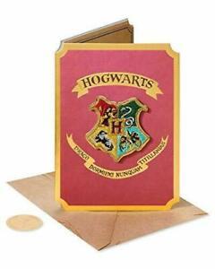 Papyrus Blank  Card (Harry Potter Patch)