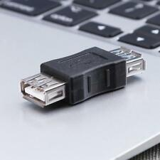 USB Female to Female Connector USB Wire Double Female Head Conversion Adapter