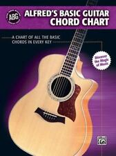 Alfred's Basic Guitar Chord Chart (Alfred's Basic Guitar Library)