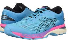 ASICS MOD# 1012A026 Gel KAYANO 25 women's Shoes AQUARIUM/BLACK Size 8 PRE-OWNED
