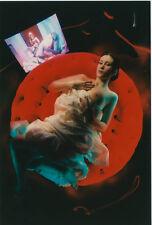 Lot 3 photos originales Ovidie Claudine