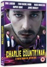 Mads Mikkelsen, John Hurt-Necessary Death of Charlie Countryman DVD NEW