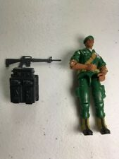 GI Joe Cobra DTC Figure Lot TRU Exclusive 2006 Stalker Lonzo Wilkinson