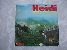single Heidi capitulo 1 RCA SPBO-7034 año 1975