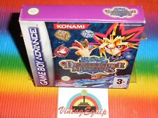 GAMEBOY ADVANCE YU-GI-OH! DUNGEONDICE MONSTERS NINTENDO GBA GAME COMPLETE AGB-P-