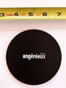 Angenieux 96mm Front Lens Cap-96mm Metal -Original Paris Logo-Vintage