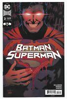 Batman Superman #3 2019 Unread David Marquez Main Cover DC Comics Williamson