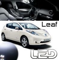 Nissan LEAF 2 Ampoules LED Blanc éclairage habitacle plafonnier Coffre