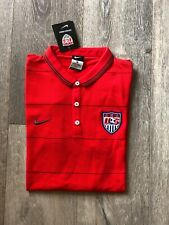 Nike USA League Authentic Polo SOCCER 589671 657