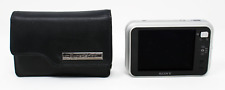 Sony Cyber-shot DSC-N1 8.1MP Digital Camera Silver UNTESTED, AS-IS, NO RETURNS