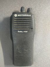 Motorola CP200 VHF 4 Channel Portable