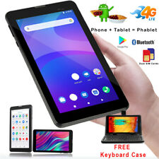 """Phablet 7"""" Tablet PC 4G Phone Android 9.0 Pie Bluetooth WIFI Google Certified!!"""