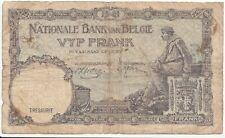 "5 francs type ""1919"" 6-avr-1938"
