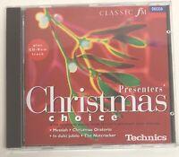 Classic FM Presenters' Christmas Choice CD