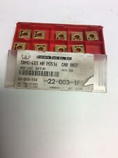 T&O CARBIDE Square SNMG & SNMA Roughing PC 514 Inserts  QTY 9