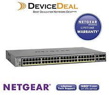 NETGEAR M4100-50G-POE+ (GSM7248P) Prosafe 48-Port Gigabit L2+ Managed PoE+