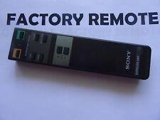 SONY RM-310 AUDIO SYSTEM REMOTE CONTROL