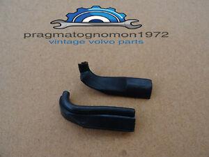 VOLVO AMAZON GASKET DOOR TRIM SET P/N 654526 654527.