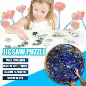 1000Pcs Planets Puzzles The Moon Earth Map Jigsaw Adults Kids Educational Toy UK