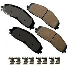 Disc Brake Pad Set fits 2013-2019 Ford F-250 Super Duty,F-350 Super Duty  AKEBON