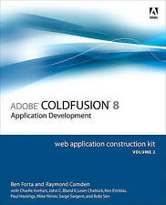 Adobe ColdFusion 8 Web Application Construction Kit-ExLibrary