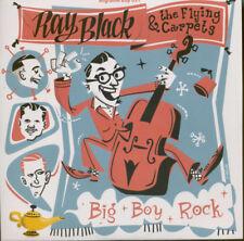Ray Black & The Flying Carpets - Big Boy Rock + 2 - Migraine Records Rockabilly